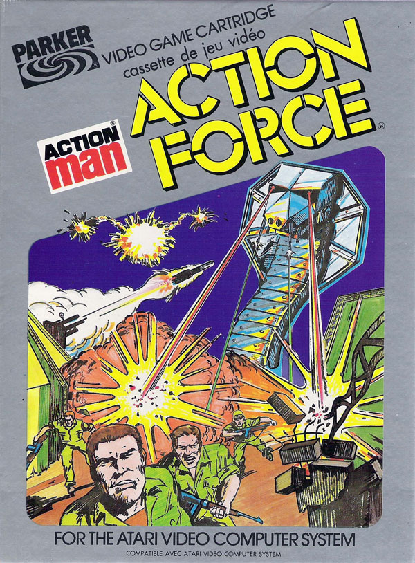 Action Force - Box Front
