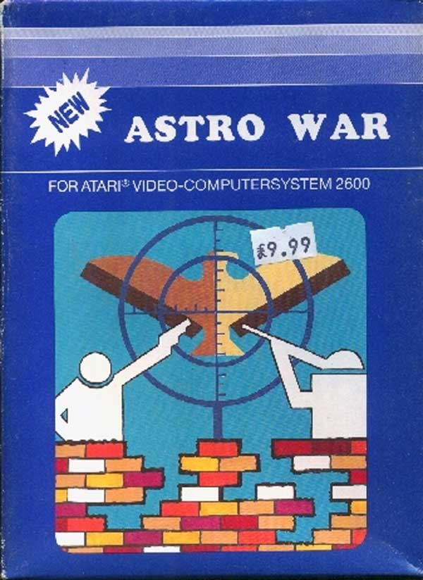 Astro War - Box Front