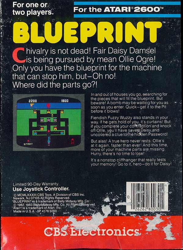 Atari 2600 blueprints atari 2600 atariage forums posted image malvernweather Image collections
