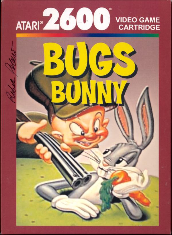 Bugs Bunny - Box Front