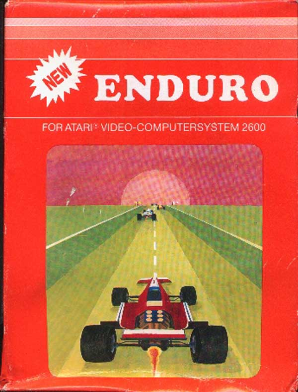 Enduro - Box Front