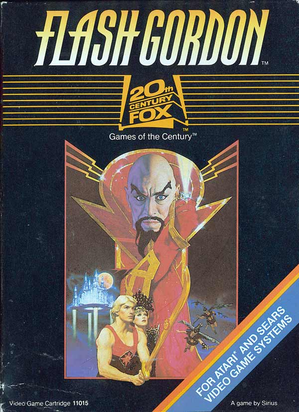 Flash Gordon - Box Front