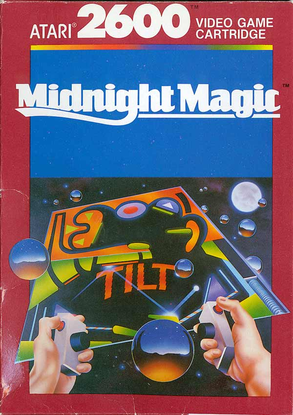 Midnight Magic - Box Front