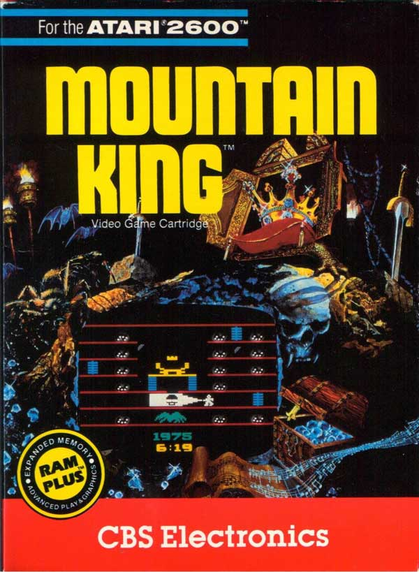Mountain King - Box Front