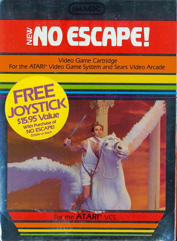 No Escape! - Box Front