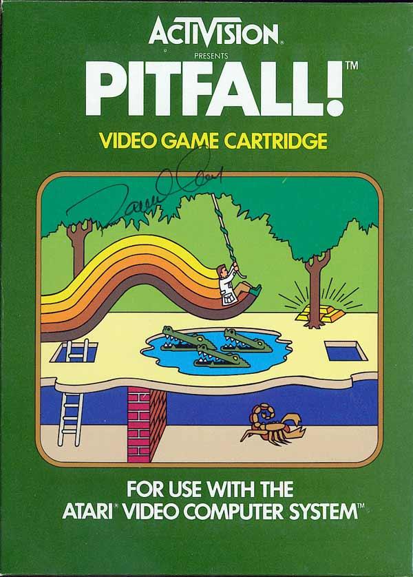Pitfall!™ لعبة لها ذكريات من سنة 1982 الآن بشكل جديد للآيفون والآيباد !!!