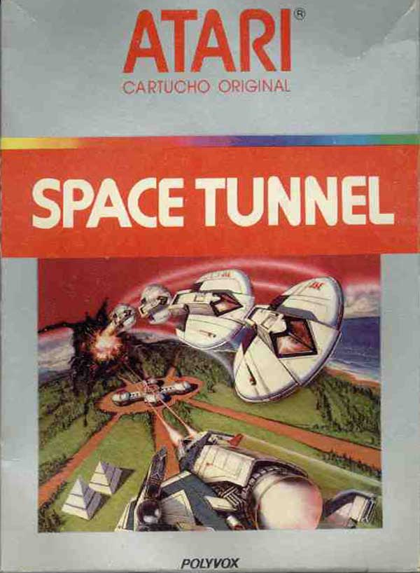 Space Tunnel - Box Front