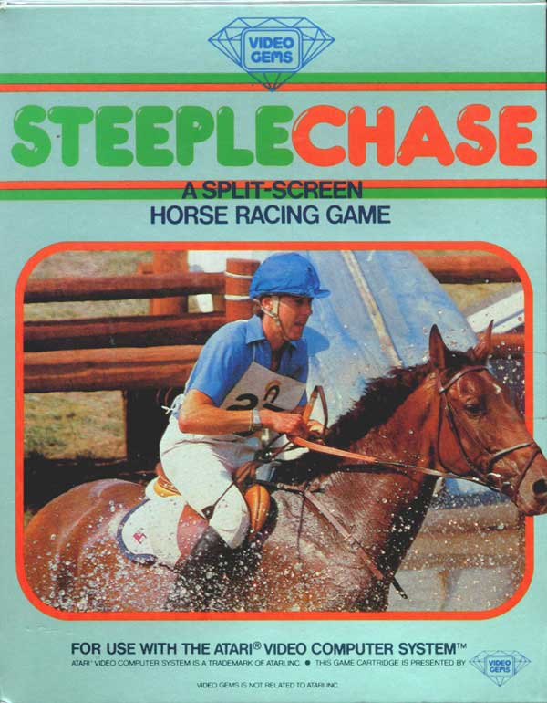 Steeple Chase - Box Front