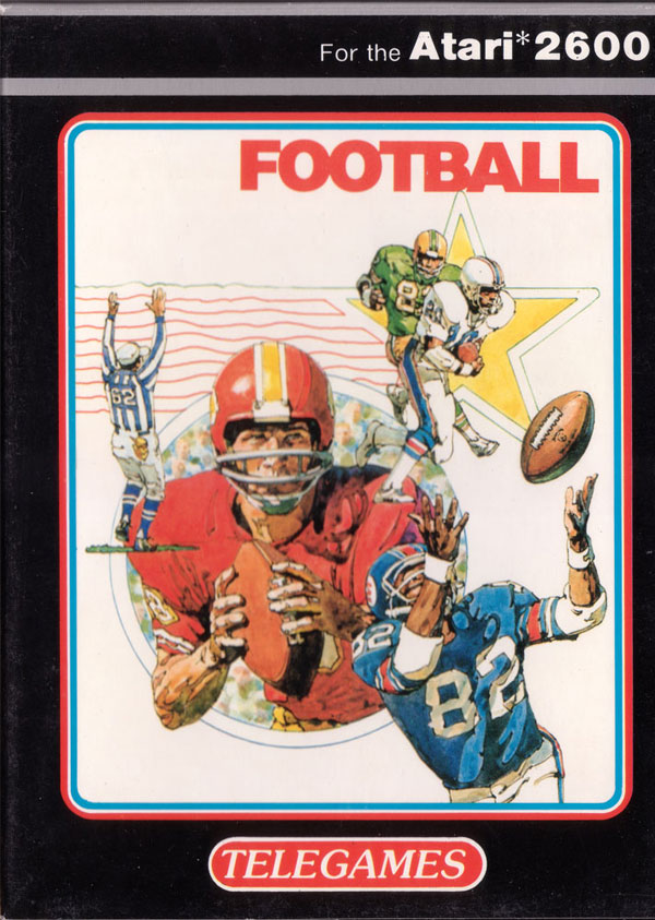 Super Challenge Football - Box Front
