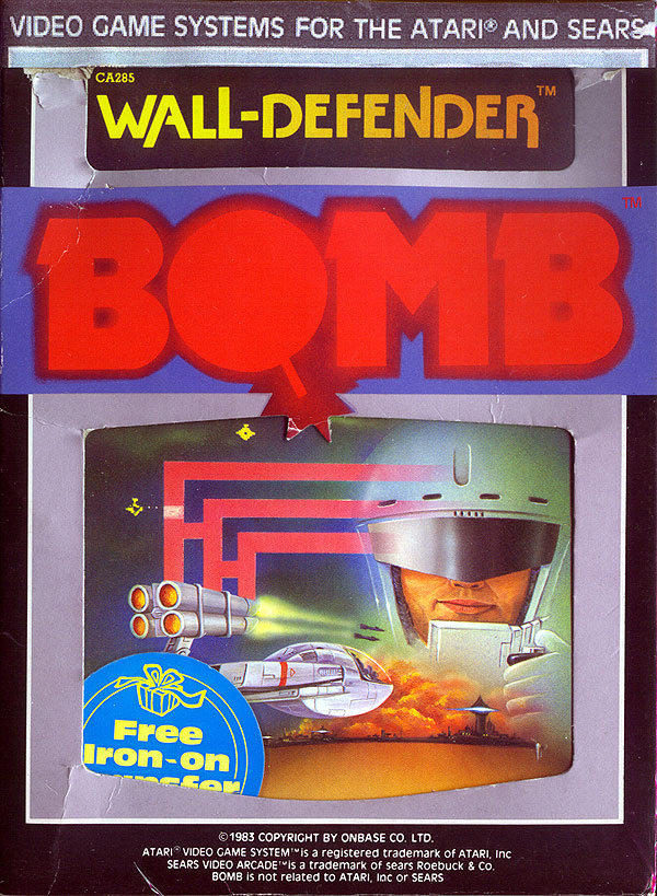 Wall Defender - Box Front
