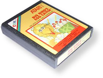 Atari - Children's Label Variation