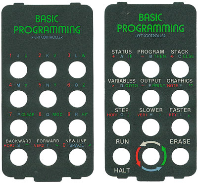 Basic Programming - Overlay