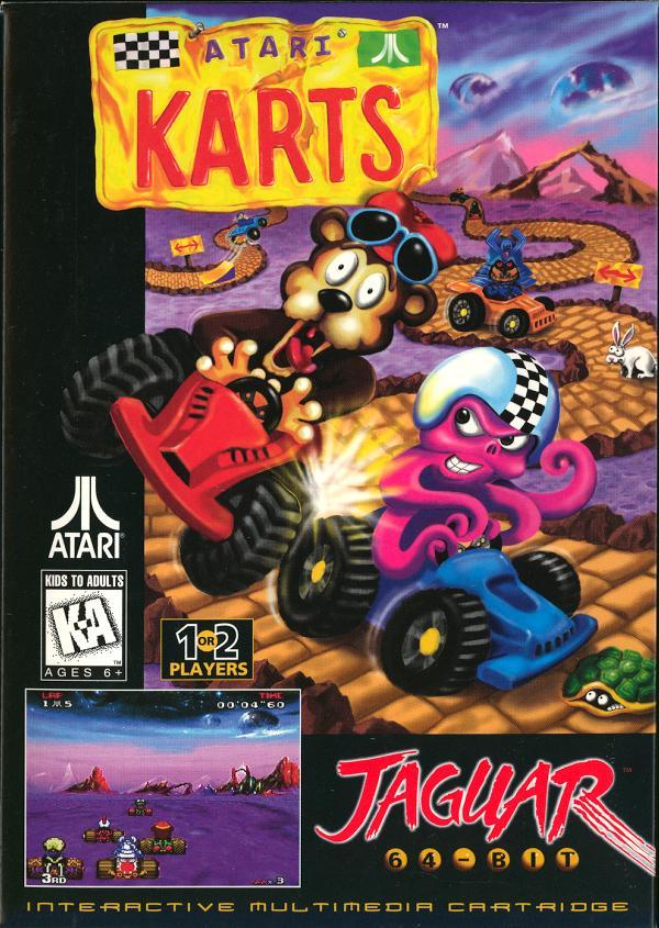 Atari Jaguar Avp. Atari Jaguar