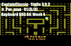 Jr. Pac Man 40190