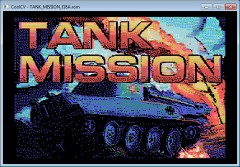 tank mission title screen