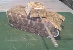 TANK MISSION Limited edition Box 004