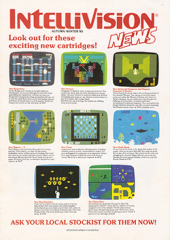 Intellivision News (Autumn - Winter '83)