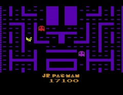 Jr Pac Man High Score 2.19.2017