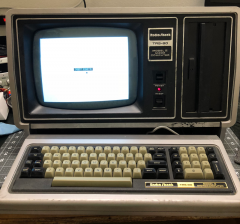 TRS-80 Model 2 - no disk to test with