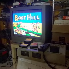 BOOT HILL for Colecovision & ADAM