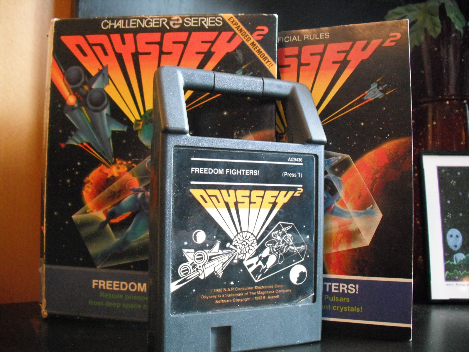 Freedom Fighters (Magnavox Odyssey 2)