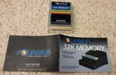 Aquarius 32K Memory (Manual) 2