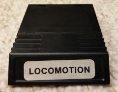 Intellivision Inc Loco-Motion (cart)