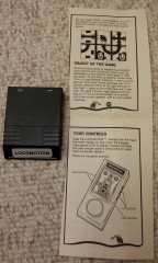 Intellivision Inc Loco-Motion (inside)