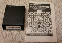 Intellivision Inc Loco-Motion (front)