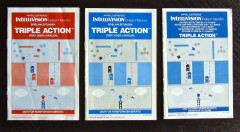 Triple Action manual variations