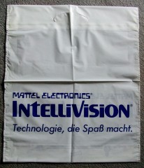 Intellivision plastic bag (Germany)