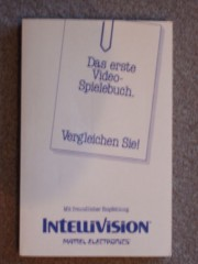 german Intellivision book