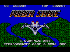 power strike higher score