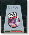 Star Wars Autographed Cartridge Contest