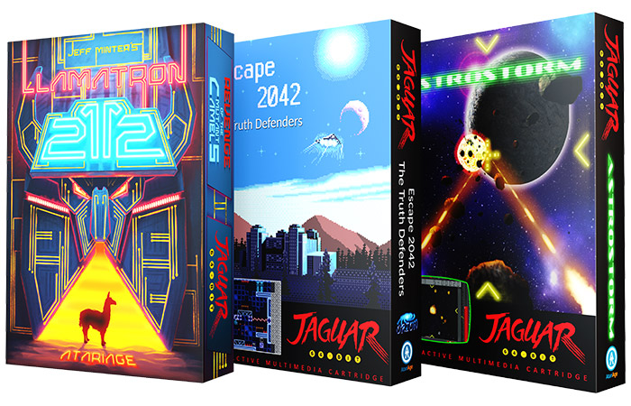 New Jaguar Games