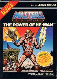 Masters of the Universe - He Man - Box