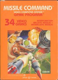 Missile Command - Box