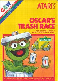 Oscar's Trash Race - Box