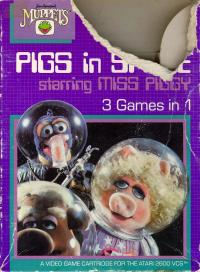 Pigs in Space - Box