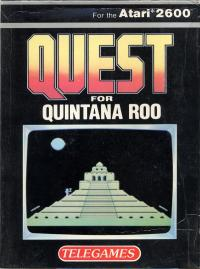 Quest for Quintana Roo - Box