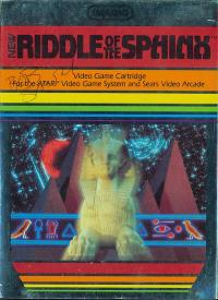 Riddle of the Sphinx - Box