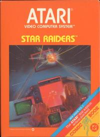 Star Raiders - Box