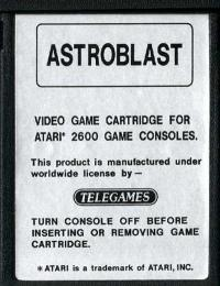 Astroblast - Cartridge