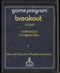 Breakout - Cartridge