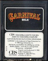Carnival - Cartridge
