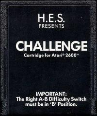 Challenge - Cartridge
