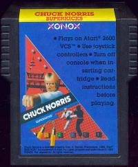 Chuck Norris Superkicks - Cartridge