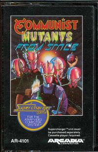 Communist Mutants from Space - Cartridge