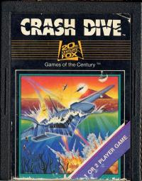 Crash Dive - Cartridge