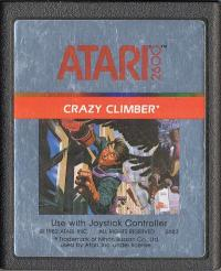 Crazy Climber - Cartridge